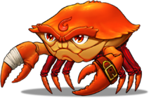 Crab fire evo0