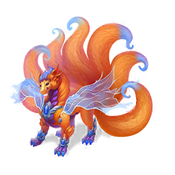 Seven Tailed Fox Dragon Dragons World Wiki Fandom Powered By Wikia
