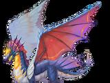 Fiery Lake Dragon