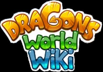 Dragons world wiki logo