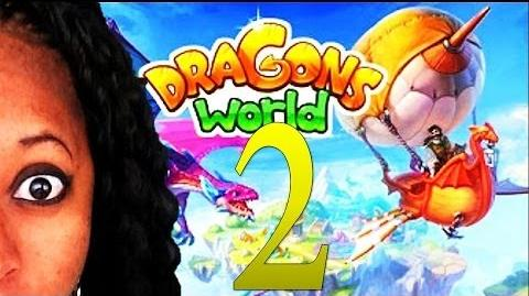 DRAGONS WORLD - My new dragons