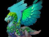 Beryl Dragon