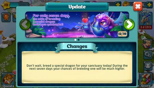 Extraterrestrial Dragon Update2