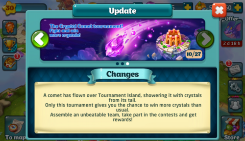 Tournament LXXXII Update