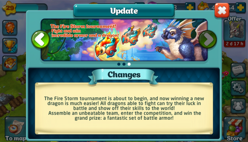 Tournament LXXIX Update