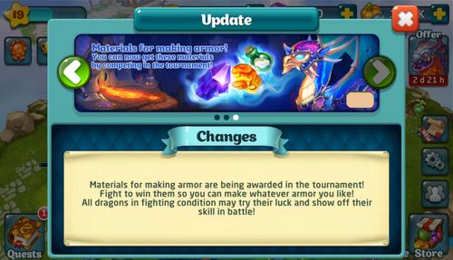 Tournament XXXVII Update