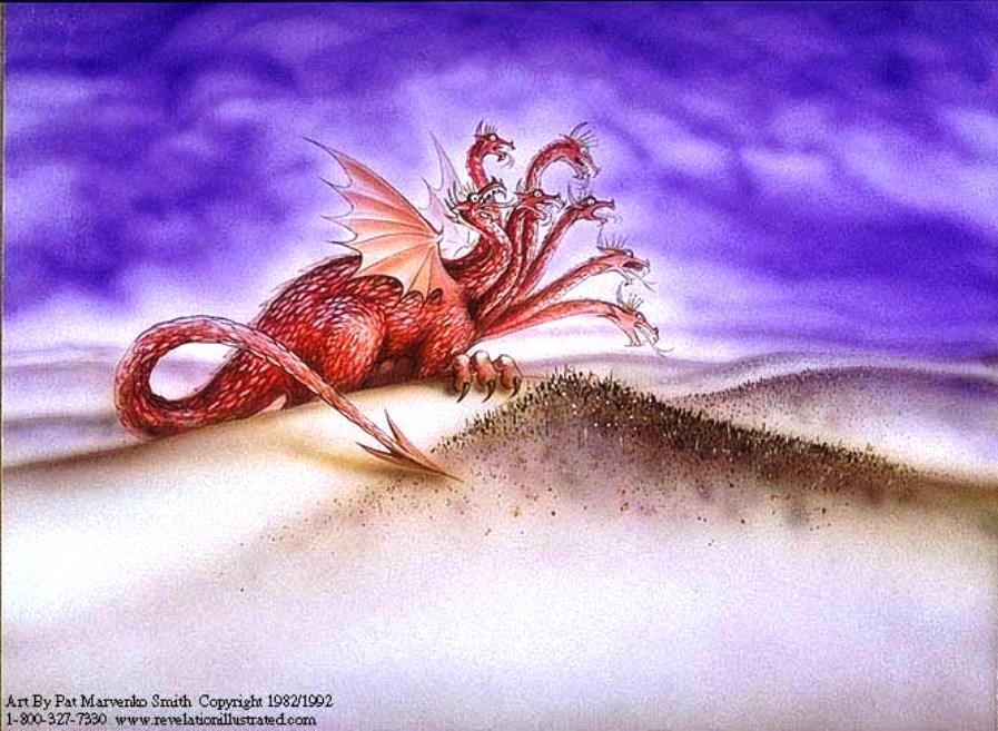 Red Dragon (Biblical Satan)   Dragons   FANDOM powered by Wikia