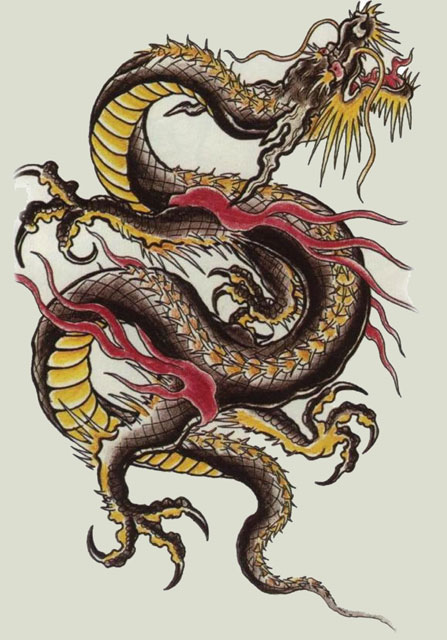 Chinese Dragon Dragons Fandom Powered By Wikia
