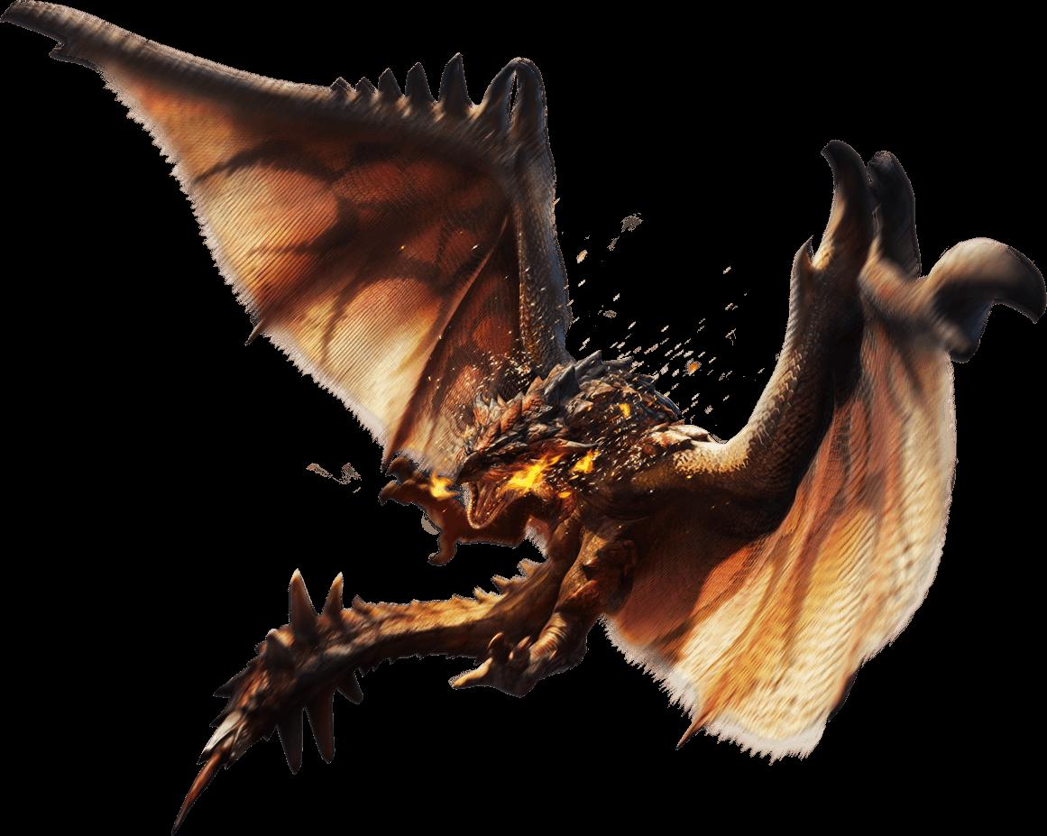 Rathalos Dragons FANDOM powered