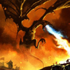 Battle-Drogon