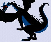 Dark dragon by avril626-d4ltao9-1-