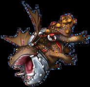 Battle Gronckle-RoB