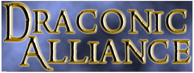 Draconic Alliance logo