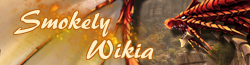 Smokely Wikia Logo