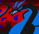 Dark Dragon ( Jake Long American Dragon)