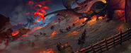 Pottermore Dragons