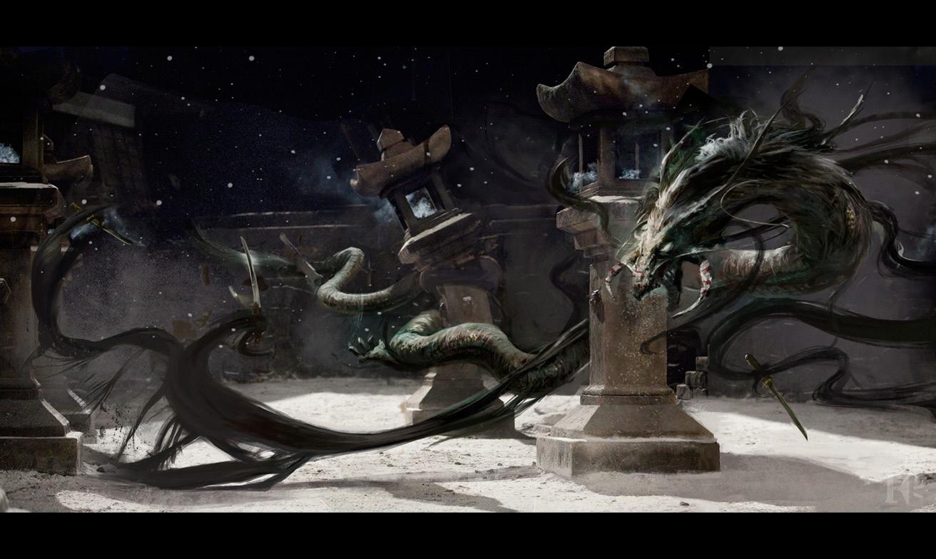 Image - Framestore 47ronin 2.jpg | Dragons | FANDOM powered by Wikia