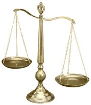 Scales of law