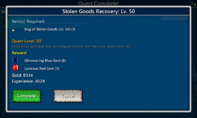 Stolen Goods 50