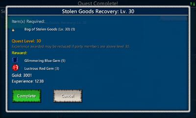 Stolen Goods 30