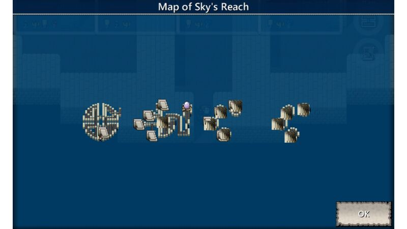 Sky's Reach no loot