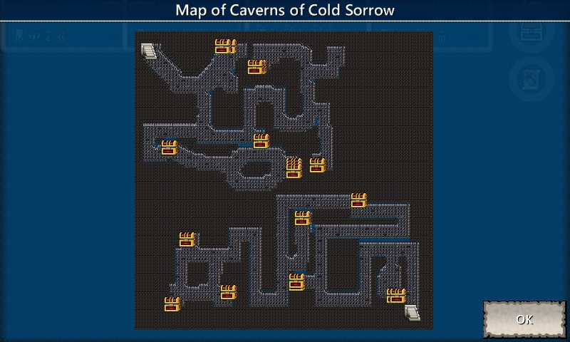 Caverns of Cold Sorrow