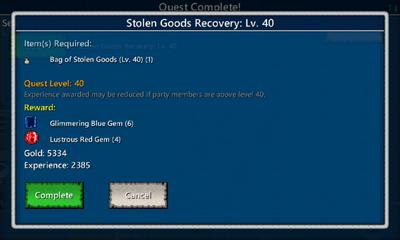 Stolen Goods 40