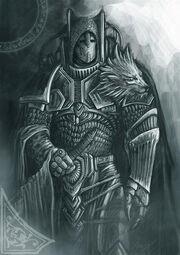 Warrior Concept by Zyklon8B