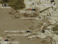 Dragon's Dogma - The Ancient Quarry Map Location