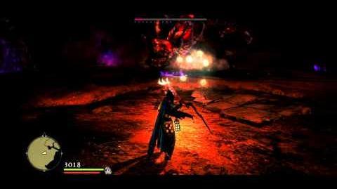 Dragon's Dogma Dark Arisen 1st Online Ur-Dragon Killed Gen222th Sorcerer Solo