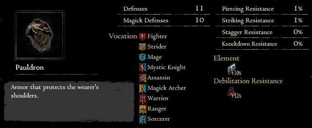 Dragonforged Pauldron