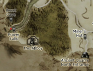 Dragon's Dogma - Prayer Falls Map Location