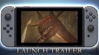 Dragon's Dogma Dark Arisen - Launch Trailer (Nintendo Switch)