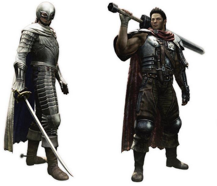 Best Fighter Build Dragons Dogma