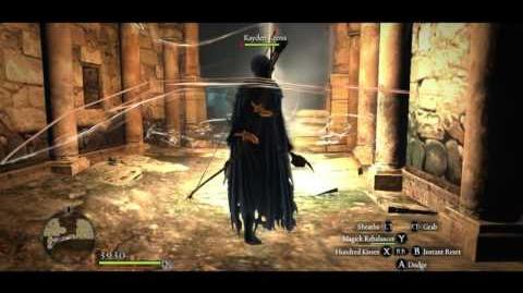 An Unseen Rival III (quest walkthrough), Magic Archer strategy