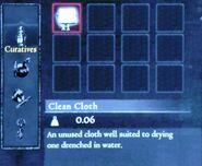 Cleancloth