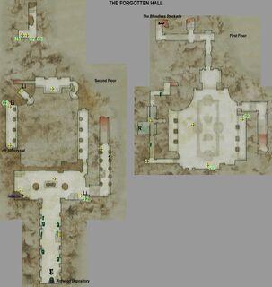 POST 25 - The Forgotten Hall