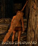 Rusted Greatsword