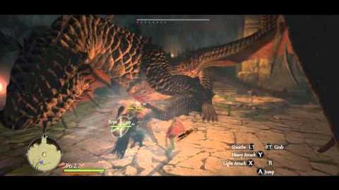 3 Dragons slain in 55 seconds ! Mystic Knight vs 1 Wyvern, 1 Drake, 1 Wyrm (E)