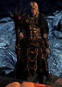 Grave Armor Set On Male