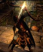 Magick Archer Carrion Set Framae Blades Blackwing Bow