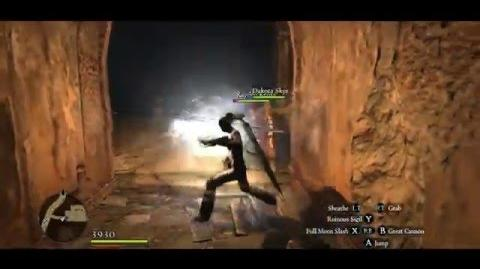 An Unseen Rival III (quest walkthrough) Mystic Knight strategy