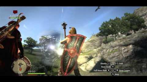 Griffin's Bane (quest walkthrough, slain with a single block)