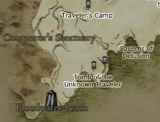 Dragon's Dogma - Conqueror's Sanctuary Map Location
