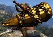 Dragon's Dogma - Golden Cyclops Sigil