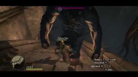 Mystic Knight vs 3 Eliminators, 3 Elder Ogres, 3 Sirens (I)