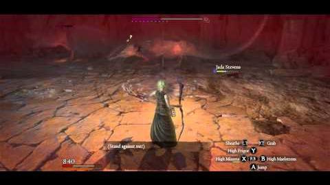 Chamber of Fate, 2 Firedrakes vs Sorcerer, Hard mode