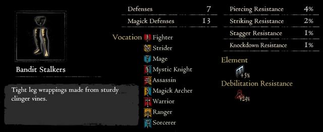 Dragonforged Bandit Stalkers