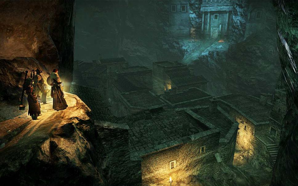 The Fallen City Dragons Dogma Wiki Fandom Powered By Wikia