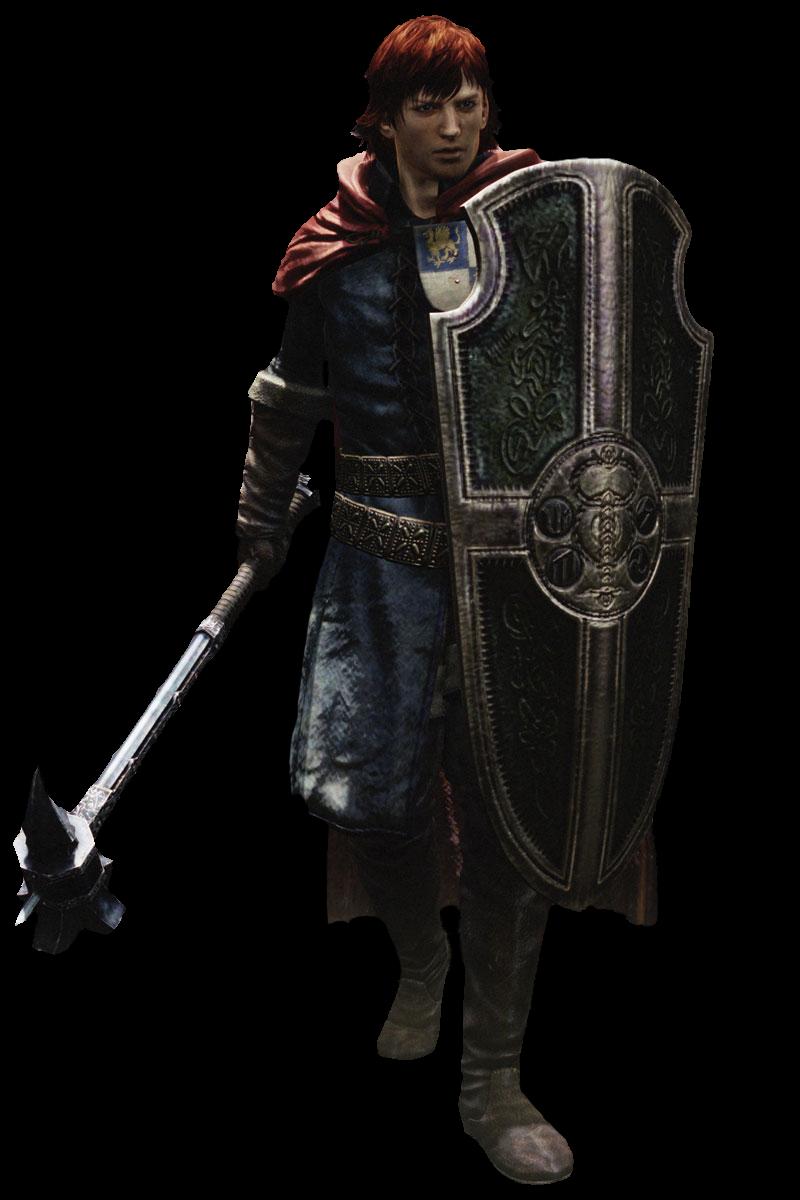 Mystic Knight Dragons Dogma Wiki Fandom Powered By Wikia
